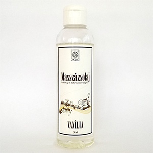 Jade masszázsolaj vanília 250ml