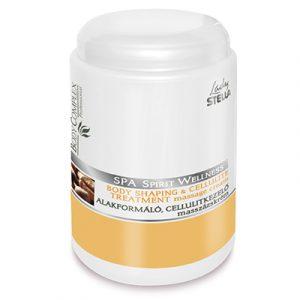 Spa spirit wellness alakformáló, cellulitkezelő masszázskrém 1000 ml