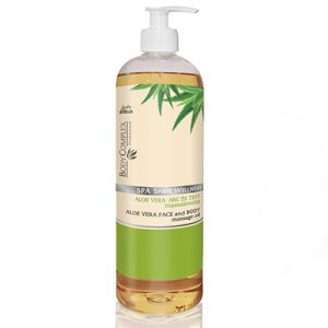 Spa spirit wellness aloe vera regeneráló masszázsolaj 1000ml